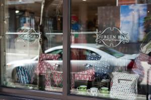 Dublin bay - Rose City Yarn Crawl