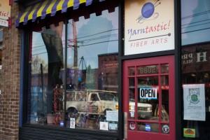 Yarntastic - Rose City Yarn Crawl