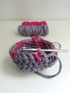 Ice yarn - Basket
