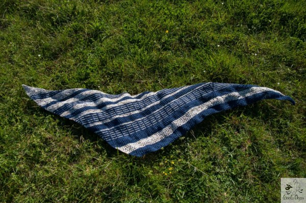 Sailor shawl - small