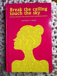 Break the Ceiling, Touch the Sky | Woolf Works: blog