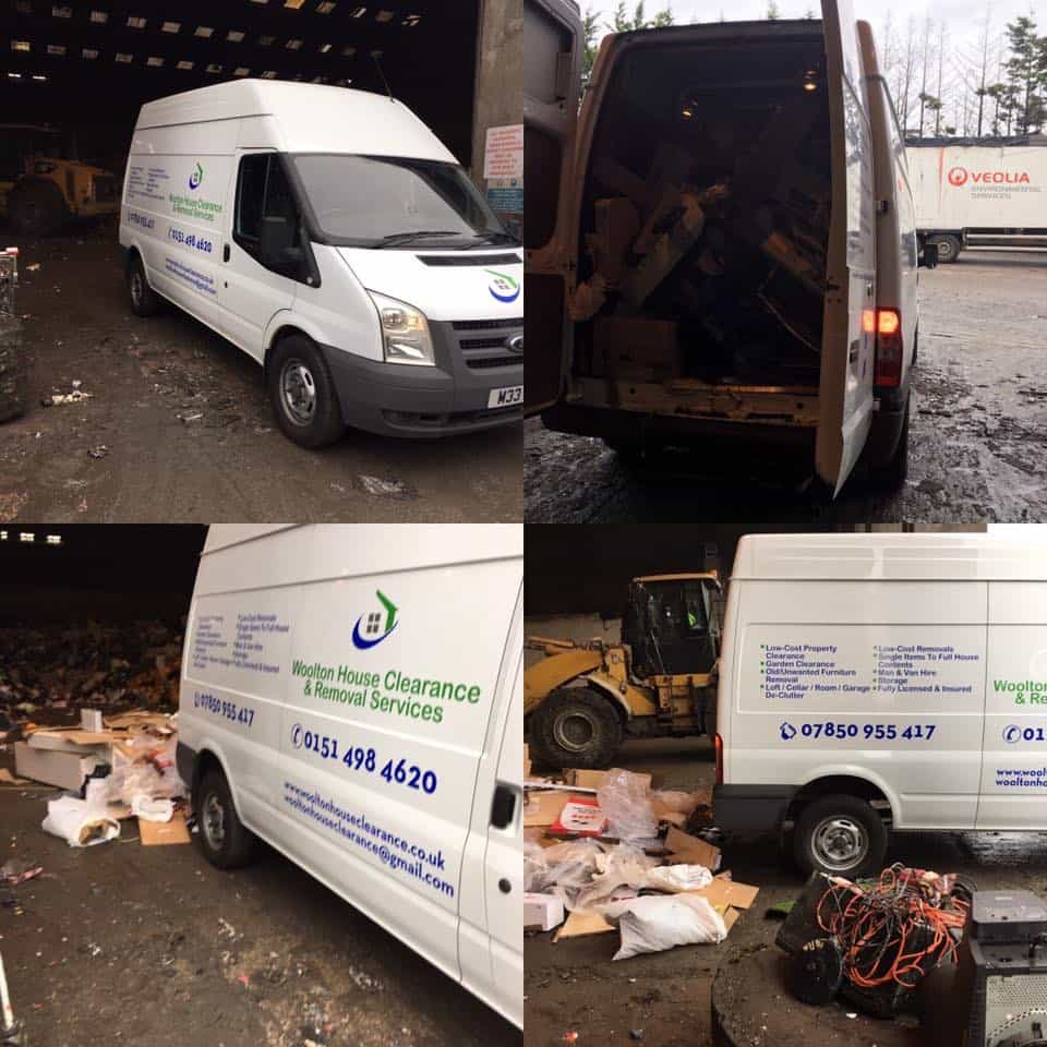 Clearance Services Liverpool Woolton House Clearance Removal Services