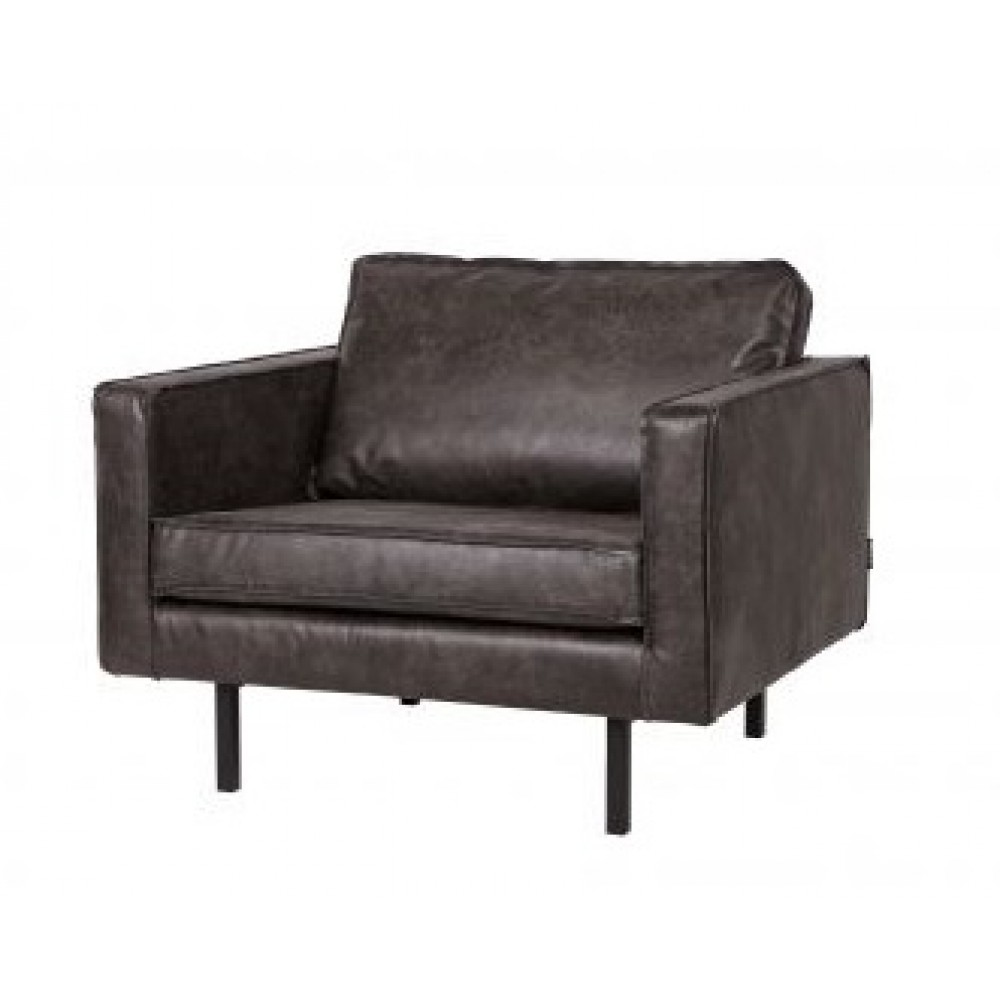 Be Pure Home Rodeo Bank Be Pure - Rodeo Fauteuil Zwart