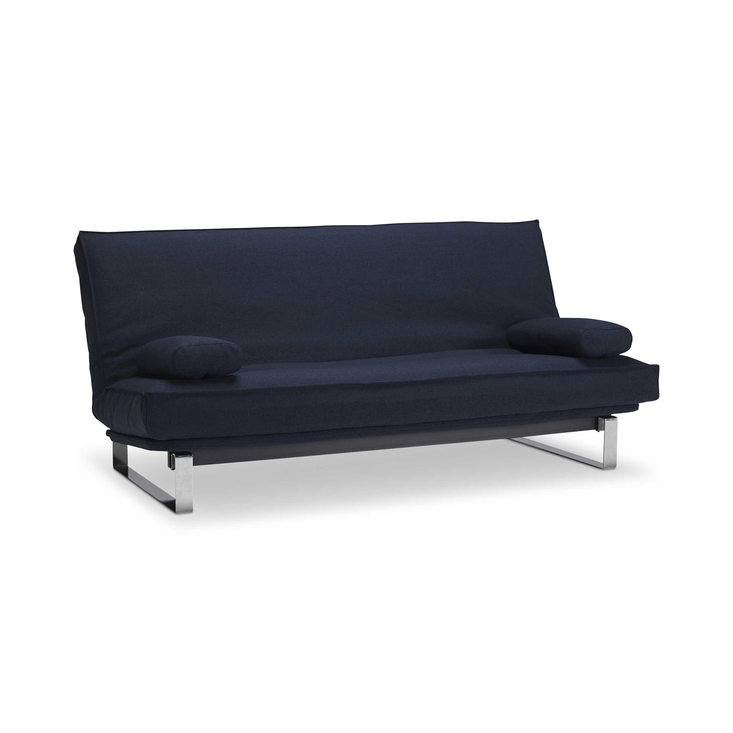 Innovation Schlafsofa Innovation Schlafsofa Minimum Blau Stoff Online Kaufen Bei