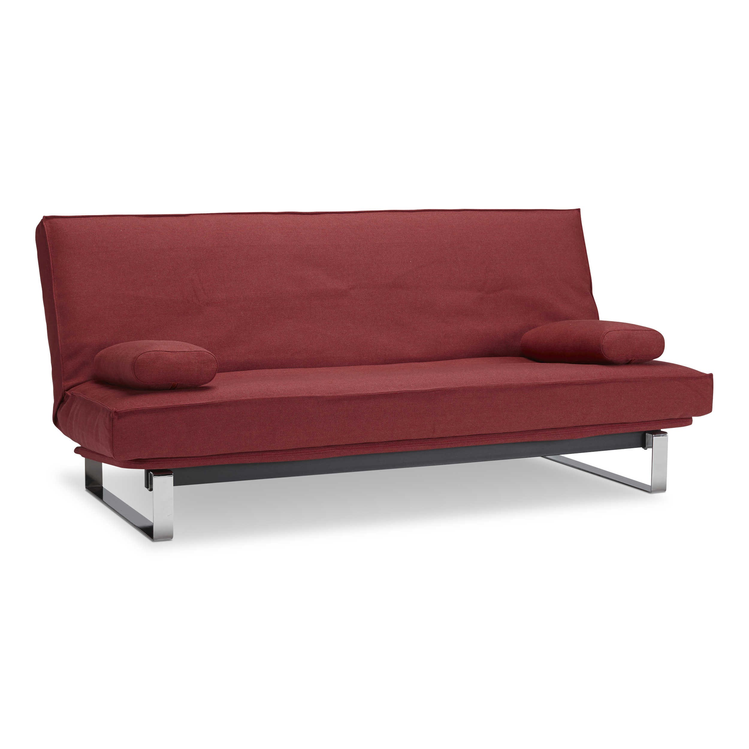 Innovation Schlafsofa Innovation Schlafsofa Minimum Rot Stoff Online Kaufen Bei