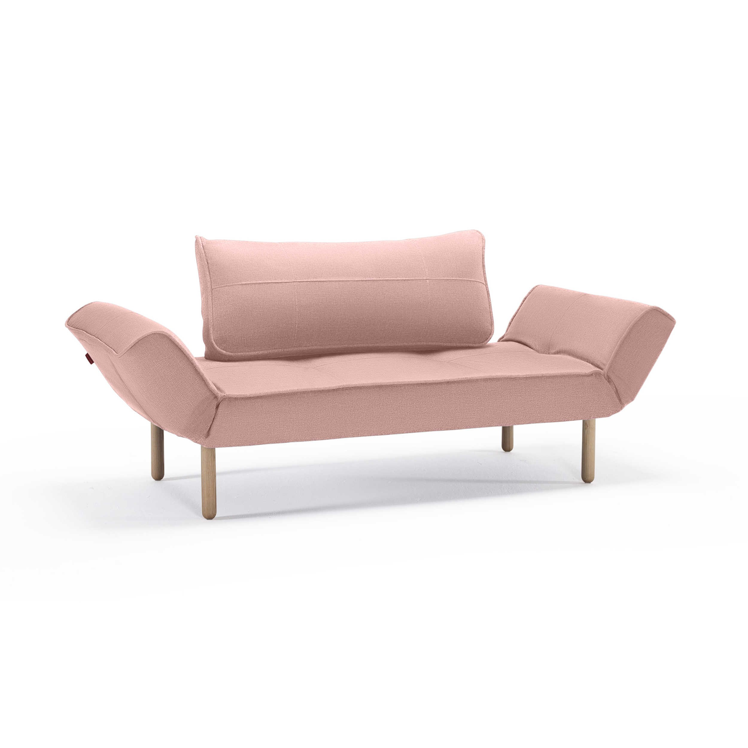 Innovation Schlafsofa Innovation Schlafsofa Zeal Stem Rosa Stoff Online Kaufen