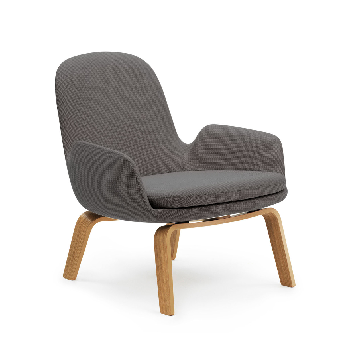Sessel Normann Copenhagen Normann Copenhagen Era Lounge Chair Low Eiche Breeze