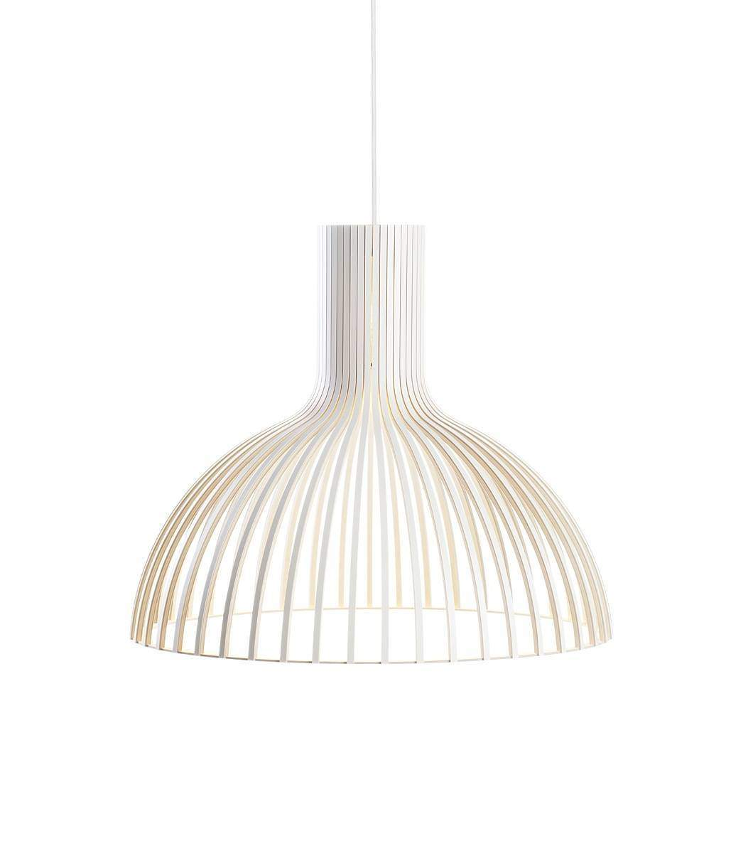 Secto Design Verlichting Secto Design Victo 4250 Hanglamp Witwoonkamer