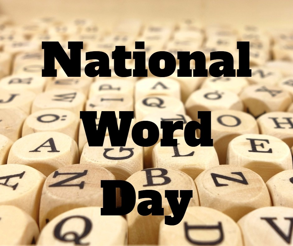What is National Word Day? - Word Counter Blog