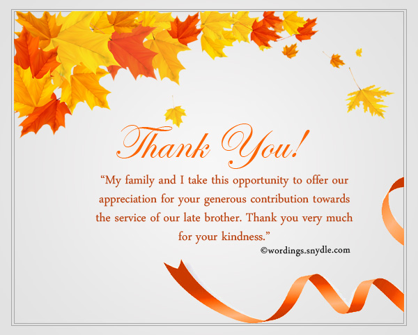 sympathy-thank-you-notesjpg (600×480) Thankful Pinterest - thank you notes sample
