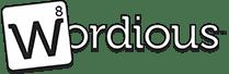 Wordious logo