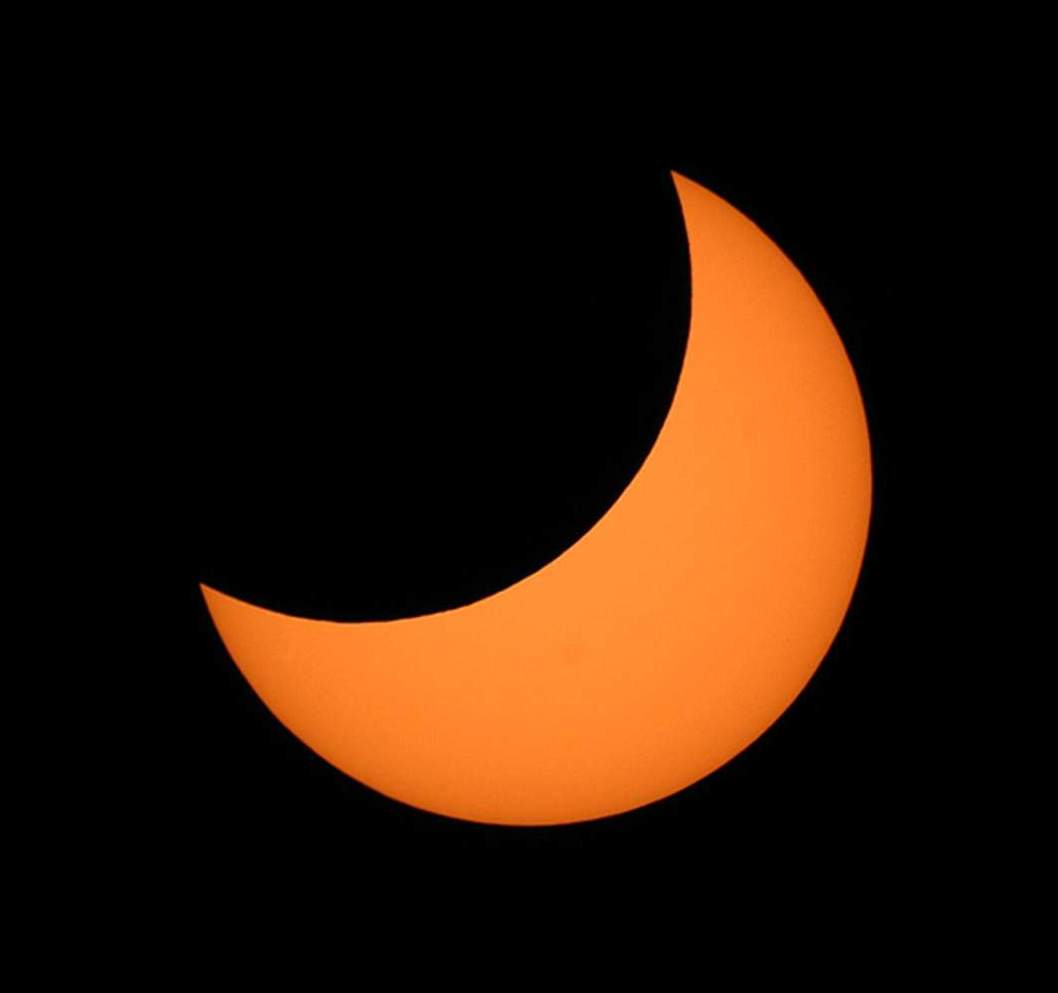 Sol A Clipser Wordlesstech Solar Eclipse On January 4