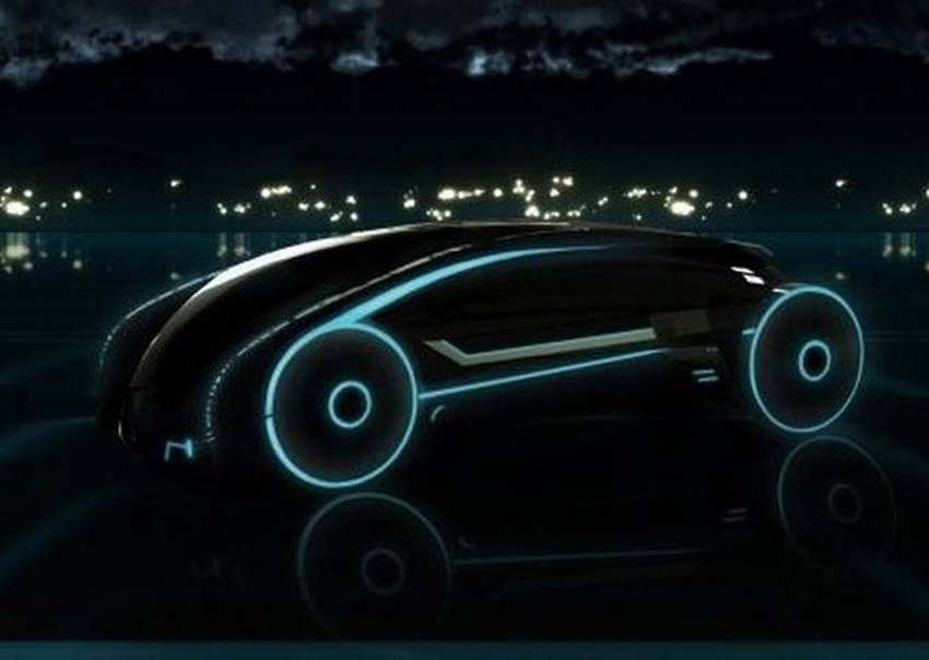 Cool Neon Cars Wallpapers Tron Car Wordlesstech