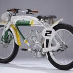 Caterham launched cool electric bikes