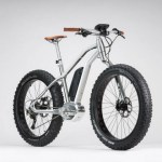 MASS electric bicycle by Philippe Starck