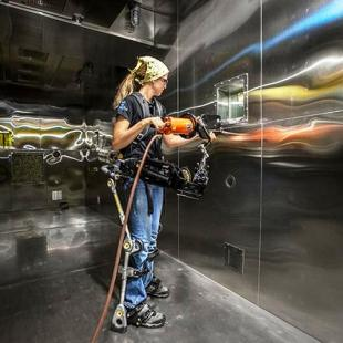 Industrial Exoskeletons at Work