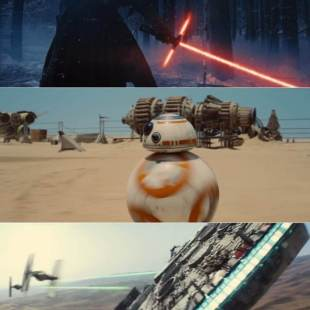 Star Wars - The Force Awakens official teaser