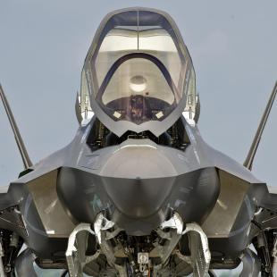 The amazing look of of F-35