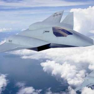 The Next Generation Fighter Jet