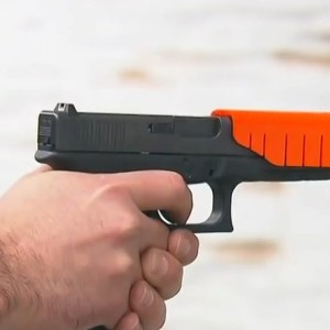 A gun attachment that could save lives