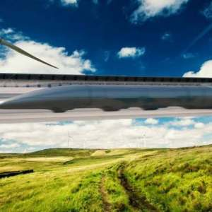 Building a Hyperloop $100 Million Test Track