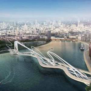London's Battersea Bridge competition