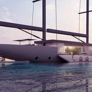 SALT luxury yacht by Lujac Desautel