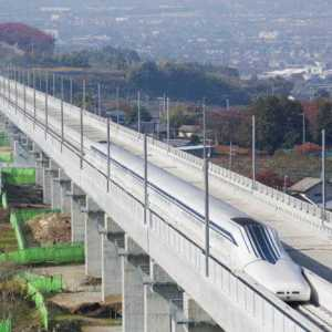 Japan's Maglev Train breaks again its own world speed record