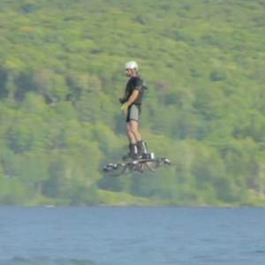 Guinness World Record for the farthest on Hoverboard