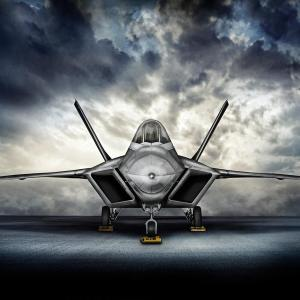Stunning photos of the F-22 Raptor