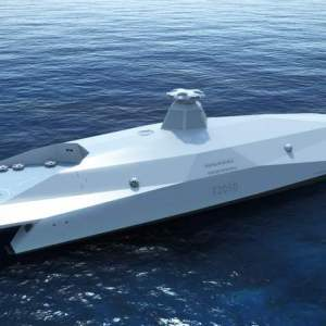 The Warship of the Future