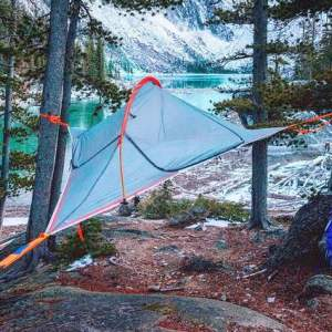 Light and portable Flite tent