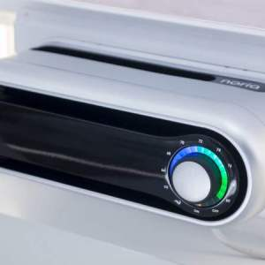 First compact window air conditioner
