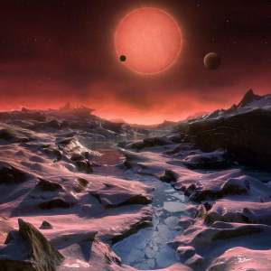 Three Potentially Nearby Habitable Worlds