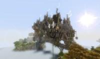 minecraft bridge town build | WORDPUNCHER'S VIDEO GAME ...