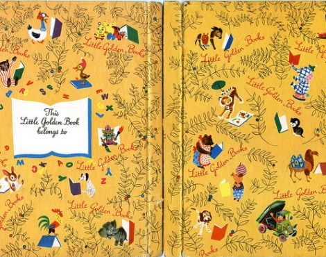 Little Golden Books:  when nostalgia just isn't enough