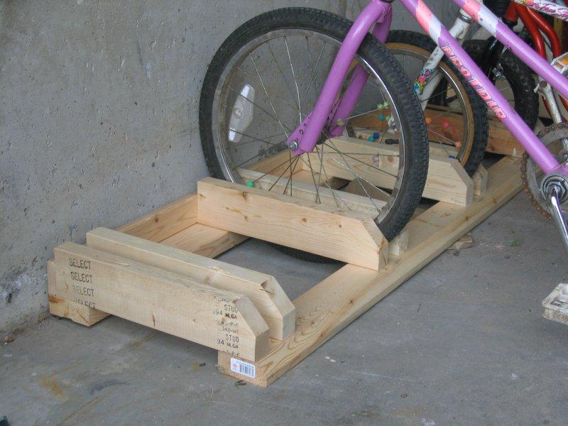 Basic Kids Bike Rack