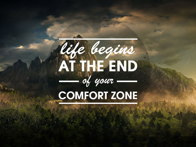 Comfort Zone Motivational Quotes Wallpaper 4 Steps To Shrink Your Comfort Zone Words Of Balance