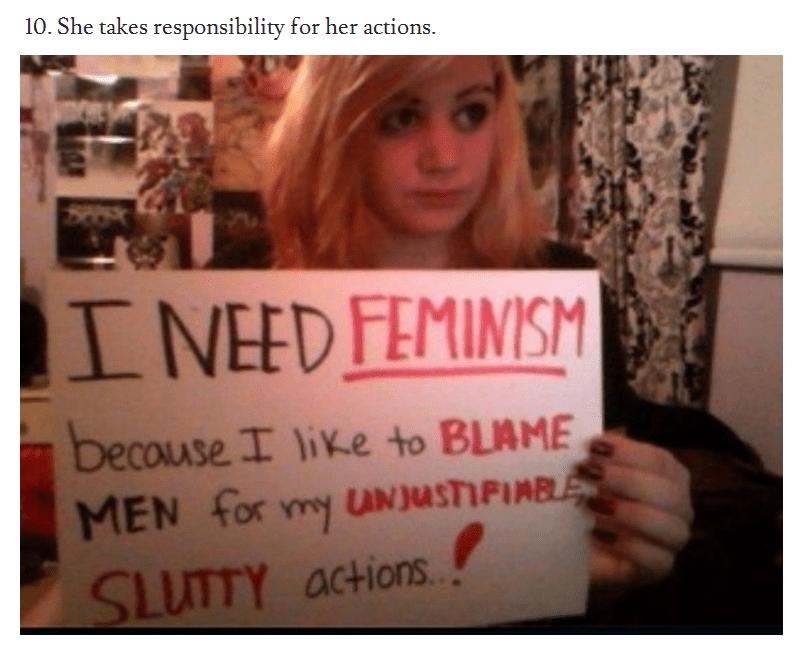 eduction feminist captions