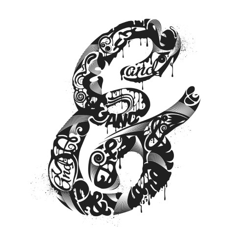 Ampersand graphic