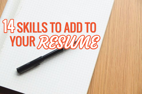 14 Marketing Skills to Add to Your Resume This Year WordStream