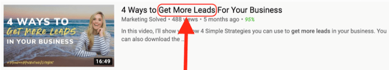 how to get more views on youtube focus on the outcome