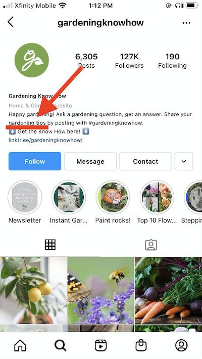 instagram-seo-gardeningknowhow