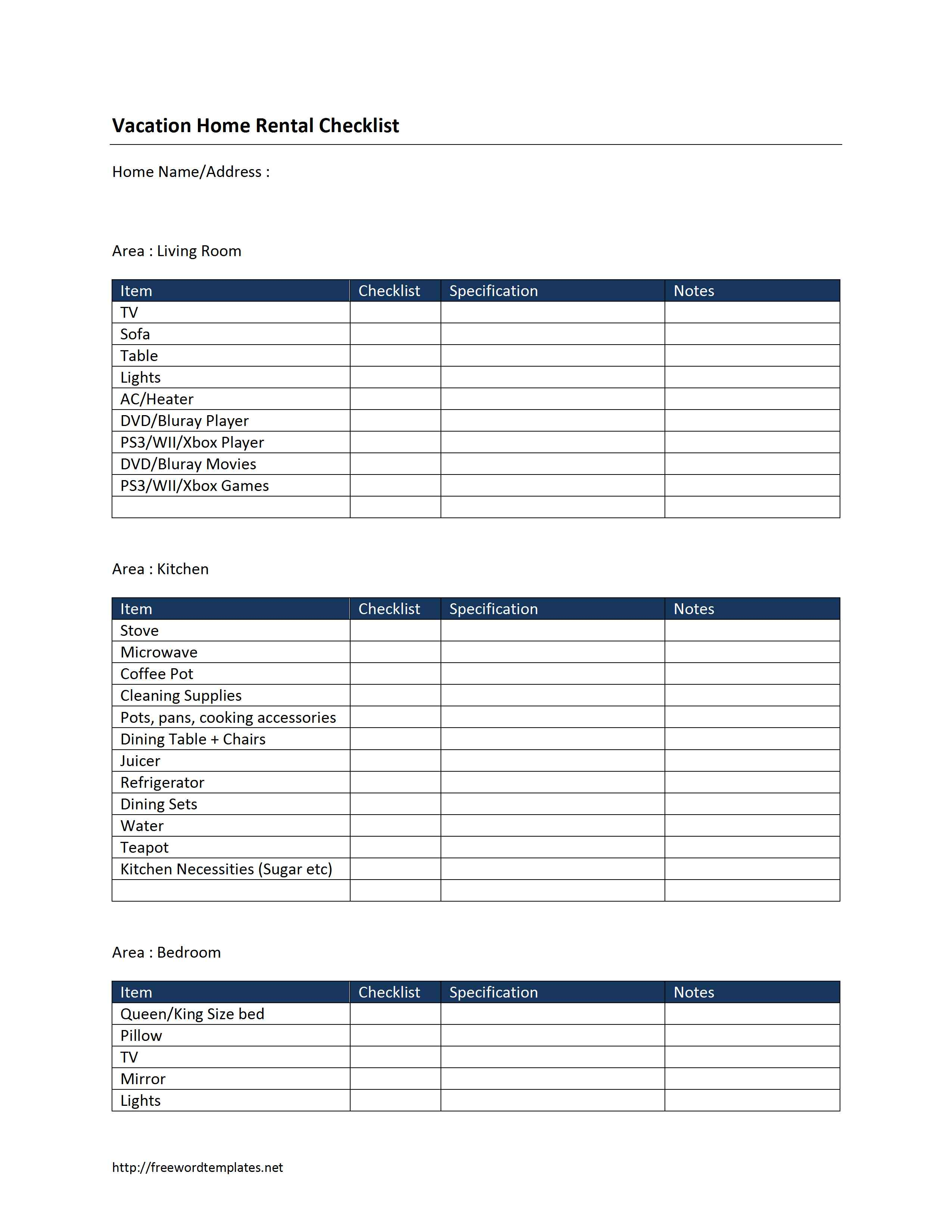 Doc585485 Sample Checklist Templates 13 Inventory Checklist – Microsoft Word Checklist Template