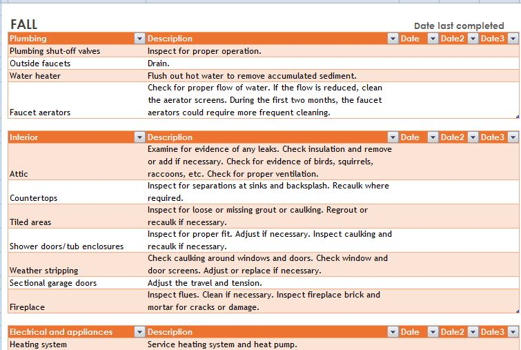 Free To Do List Templates In Excel Free Task List Templates For