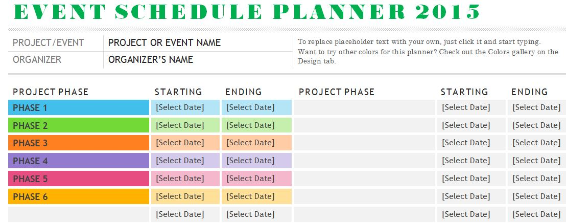 sample calendar of events template - Boatjeremyeaton