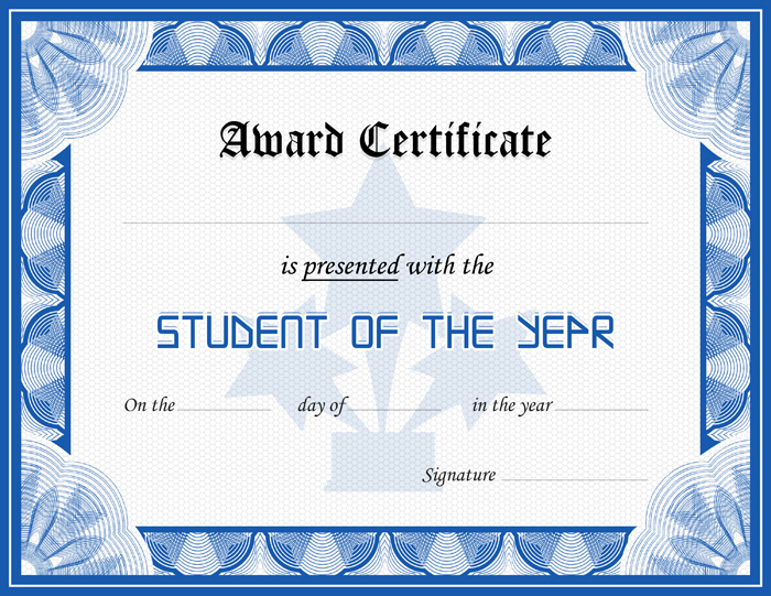 student award certificates - Minimfagency - student council certificates