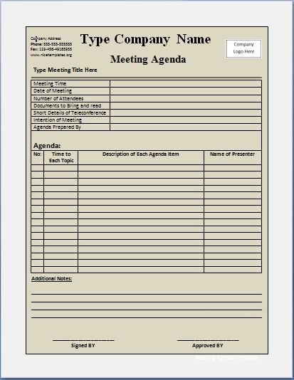 agenda template microsoft word - outlook meeting agenda template
