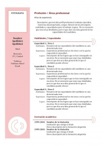 Curriculum Vitae Europass Templates And Examples Joblers
