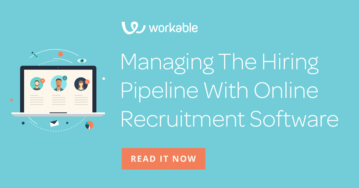 Online Recruitment Managing The Hiring Pipeline With Online Recruitment